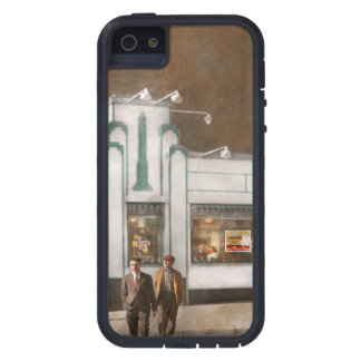 City - Amsterdam NY - Hamburgers 5 cents 1941 Case For The iPhone 5