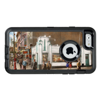 City - Amsterdam NY - Hamburgers 5 cents 1941 OtterBox Defender iPhone Case