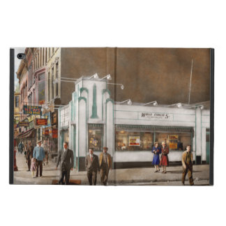 City - Amsterdam NY - Hamburgers 5 cents 1941 Powis iPad Air 2 Case