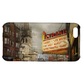 City - Amsterdam NY - Life begins 1941 Case For iPhone 5C