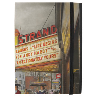 "City - Amsterdam NY - Life begins 1941 iPad Pro 12.9"" Case"