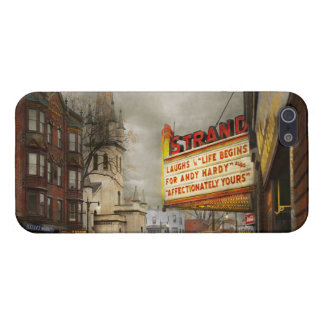 City - Amsterdam NY - Life begins 1941 iPhone 5/5S Cases