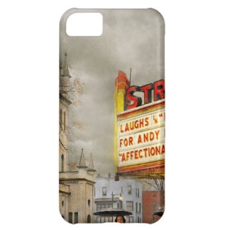 City - Amsterdam NY - Life begins 1941 iPhone 5C Cover