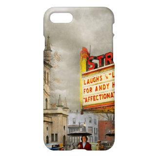 City - Amsterdam NY - Life begins 1941 iPhone 8/7 Case