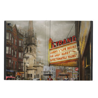 City - Amsterdam NY - Life begins 1941 Powis iPad Air 2 Case