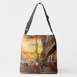 City - Amsterdam NY - The lost city 1941 Crossbody Bag