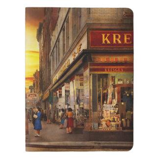 City - Amsterdam NY - The lost city 1941 Extra Large Moleskine Notebook