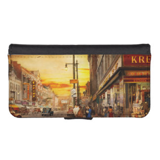 City - Amsterdam NY - The lost city 1941 iPhone SE/5/5s Wallet Case