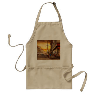 City - Amsterdam NY - The lost city 1941 Standard Apron