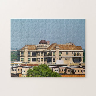 City Apartments Jigsaw Puzzle