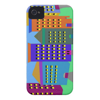 City Art iPhone 4 Case-Mate Case