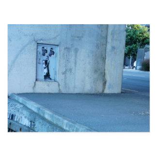 City Art Postcard
