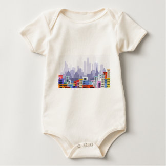 City Baby Bodysuit