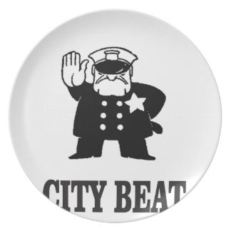 city beat plate