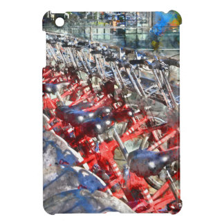 City Bicycles in Barcelona Case For The iPad Mini