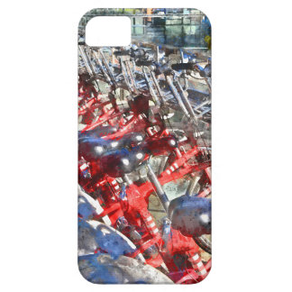City Bicycles in Barcelona iPhone 5 Case