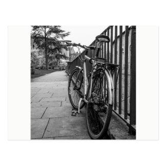 """""""City Bike"""" design postcards"""