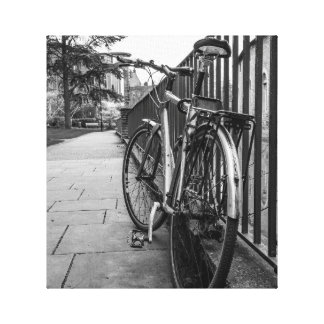 """City Bike"" design wall art"