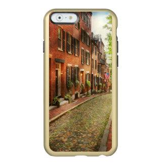 City - Boston MA - Acorn Street Incipio Feather® Shine iPhone 6 Case
