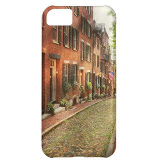 City - Boston MA - Acorn Street iPhone 5C Case