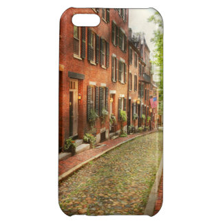 City - Boston MA - Acorn Street iPhone 5C Cover