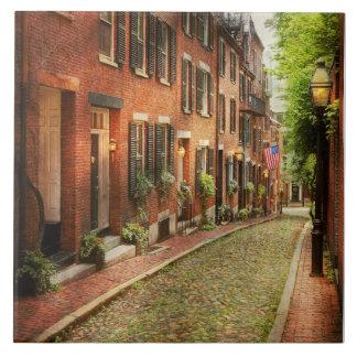 City - Boston MA - Acorn Street Tile
