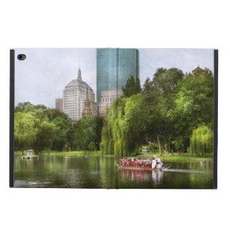 City - Boston Ma - Boston public garden Powis iPad Air 2 Case