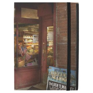 "City - Boston Ma - Fresh meats and Fruit iPad Pro 12.9"" Case"