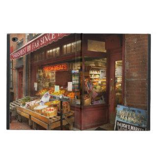 City - Boston Ma - Fresh meats and Fruit Powis iPad Air 2 Case