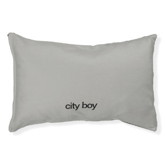 City Boy Dog Bed