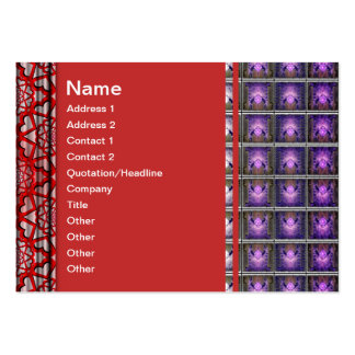 City Large Business Cards (Pack Of 100)
