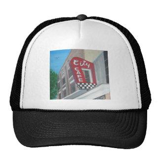 City Cafe Mesh Hat