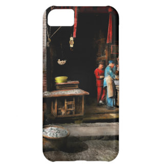 City - California - Fish Alley smells fowl 1886 iPhone 5C Case
