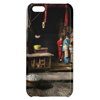 City - California - Fish Alley smells fowl 1886 iPhone 5C Covers