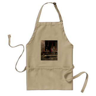 City - California - Fish Alley smells fowl 1886 Standard Apron