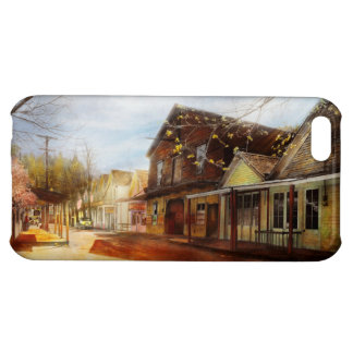 City - California - The town of Downieville 1933 Case For iPhone 5C