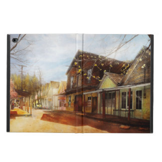 City - California - The town of Downieville 1933 Powis iPad Air 2 Case