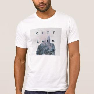 city calm down T-Shirt