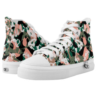 City Camouflage High Tops