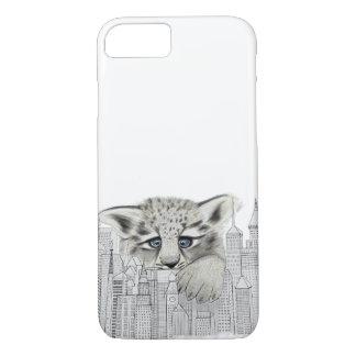 City Cat iPhone 8/7 Case