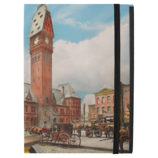 "City - Chicago Ill - Dearborn Station 1910 iPad Pro 12.9"" Case"