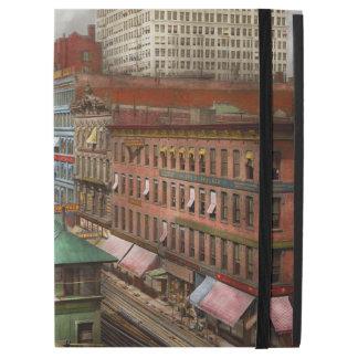"""City - Chicago - Piano Row 1907 iPad Pro 12.9"""" Case"""