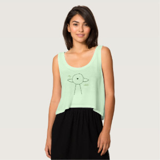 City Chick Tank Top