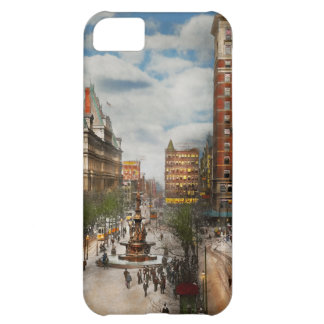 City Cincinnati OH - Tyler Davidson Fountain 1907 Case For iPhone 5C