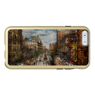 City Cincinnati OH - Tyler Davidson Fountain 1907 Incipio Feather® Shine iPhone 6 Case