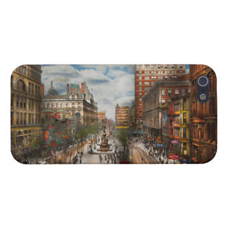 City Cincinnati OH - Tyler Davidson Fountain 1907 iPhone 5/5S Cases