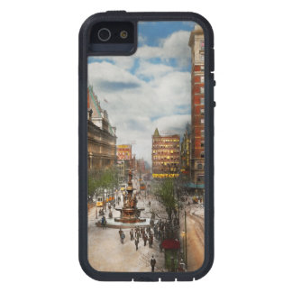 City Cincinnati OH - Tyler Davidson Fountain 1907 iPhone 5 Cover