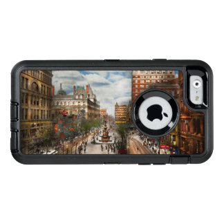 City Cincinnati OH - Tyler Davidson Fountain 1907 OtterBox Defender iPhone Case