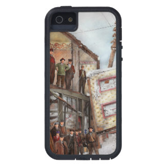 City - Cleveland OH - Open house 1913 iPhone 5 Cases