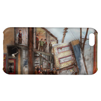 City - Cleveland OH - Open house 1913 iPhone 5C Cases